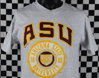 Vintage 90s Arizona State University Sweatshirt tVcLeyRr