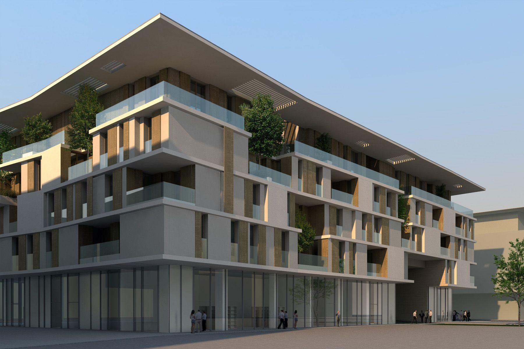 Alessandro Bucci Architetti alessandro bucci - architetti | architetti, edificio