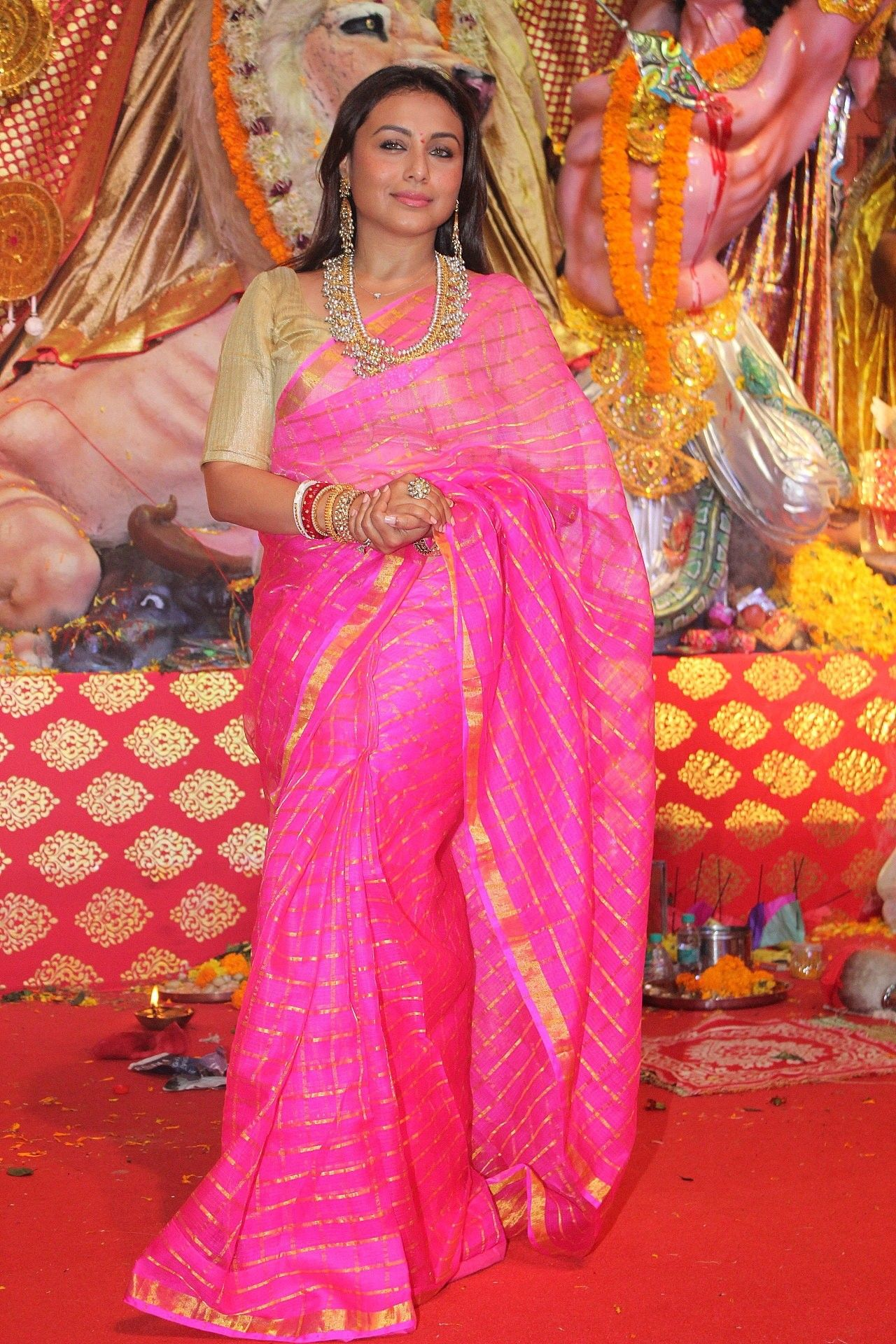 Rani Mukherjee | Indian actresses, Saree, Beautiful indian actress