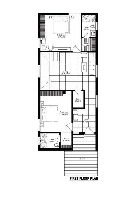 bhk east face duplex plan with interior layout home designs decoration ideas also single floor house elevation designing photos rh pinterest