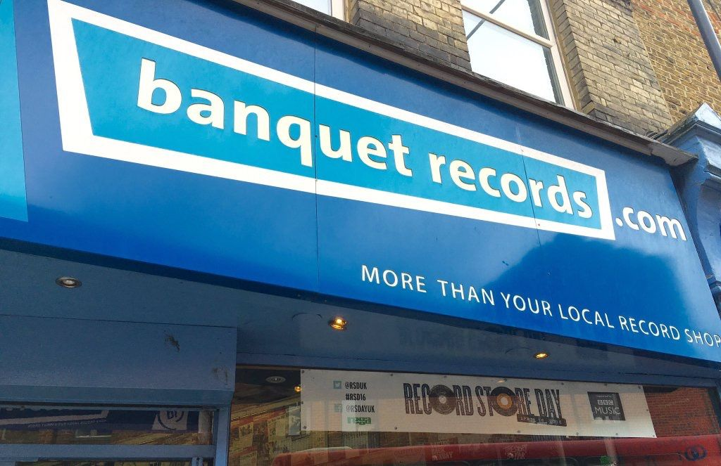 Banquet Records - London record shop | Vinyl Records | Pinterest on