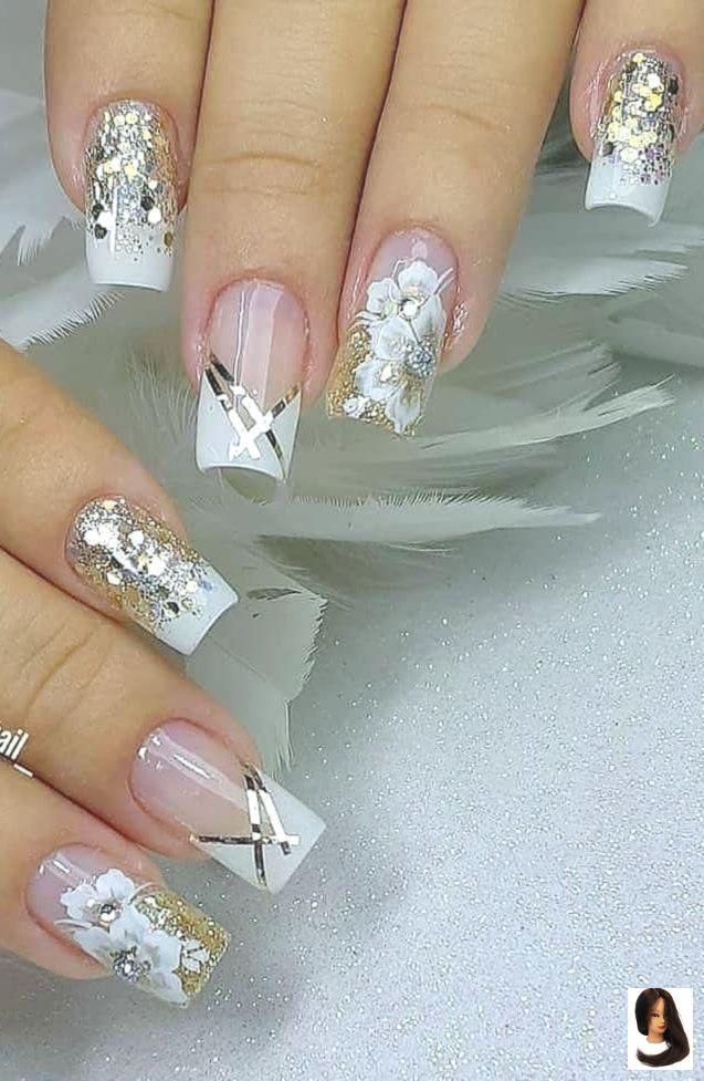 #Art #designs #Easy #nail #Nail Color winter #PART