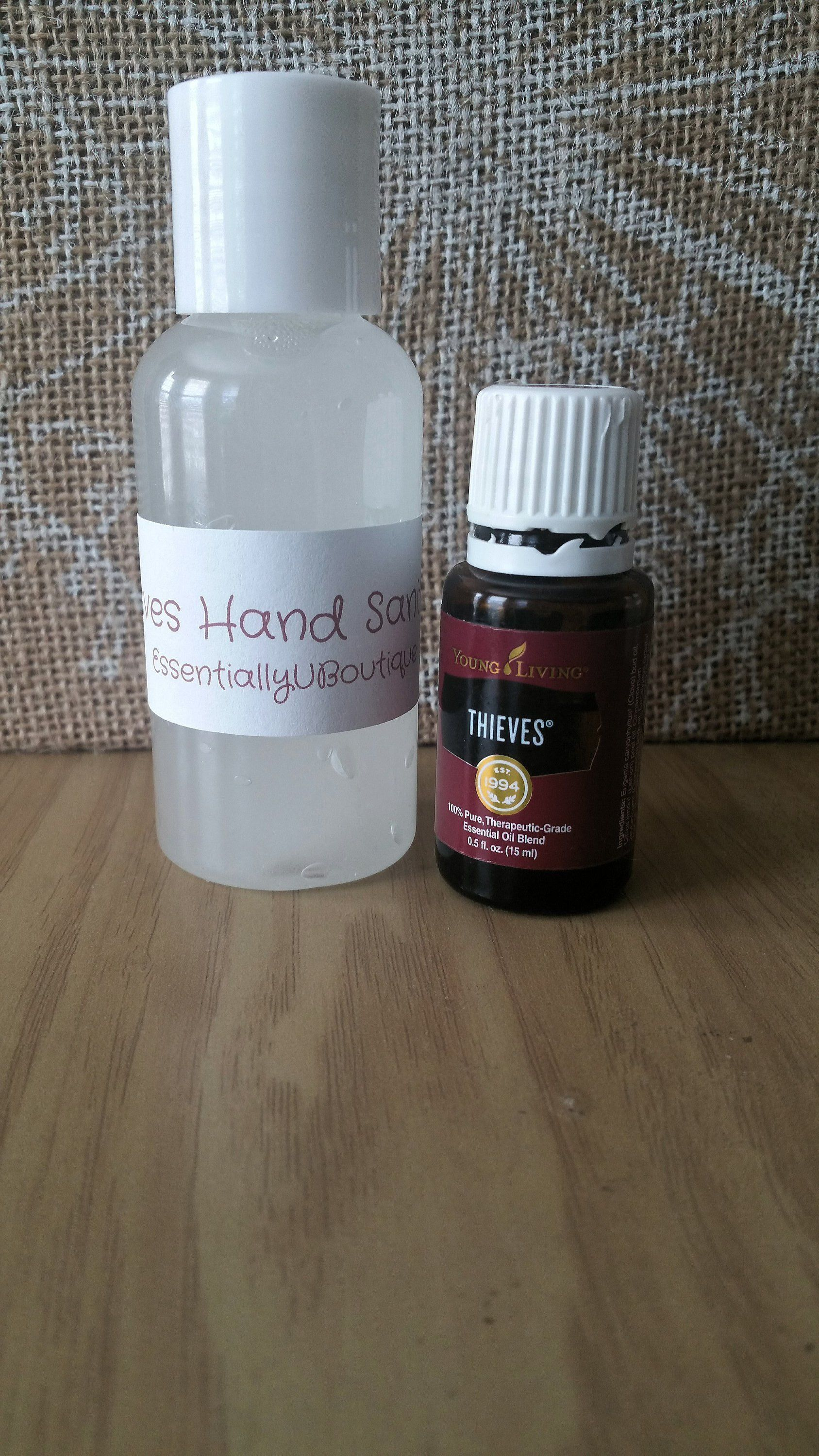Moisturizing Hand Sanitizer All Natural Hand Sanitizer Thieves