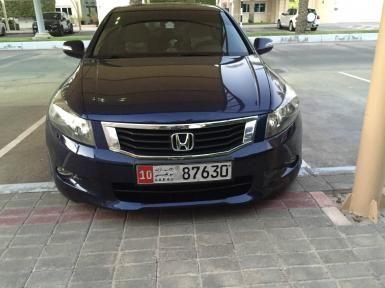 Honda accord 2009 30000 japan g c c plz call 0503129289 126000 | Car Ads - AutoDeal.ae