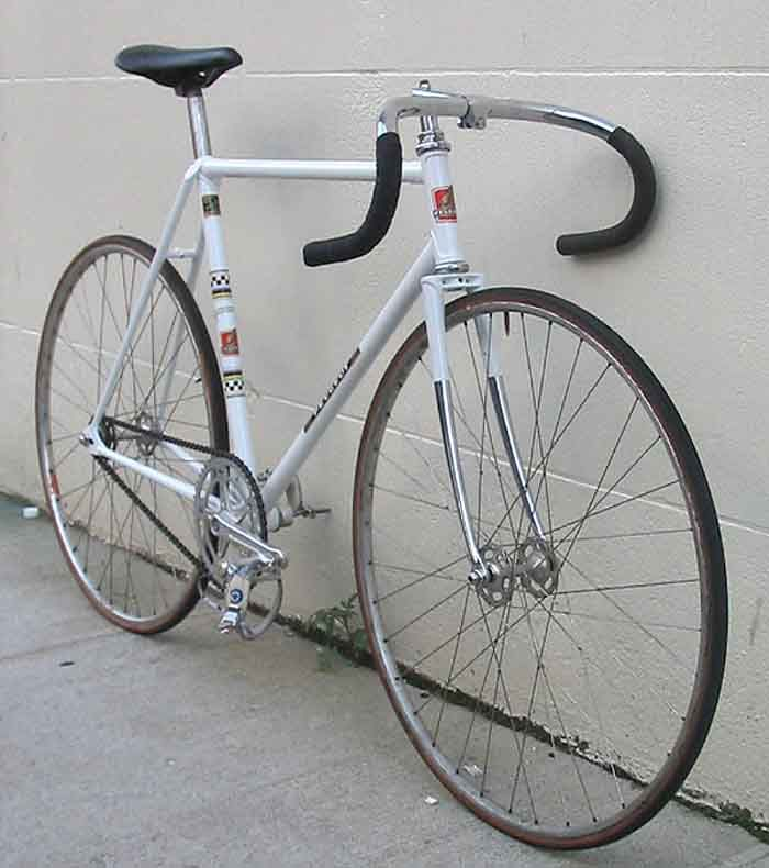 Peugeot Track Frame Steel Bike Peugeot Bike Bike Brands