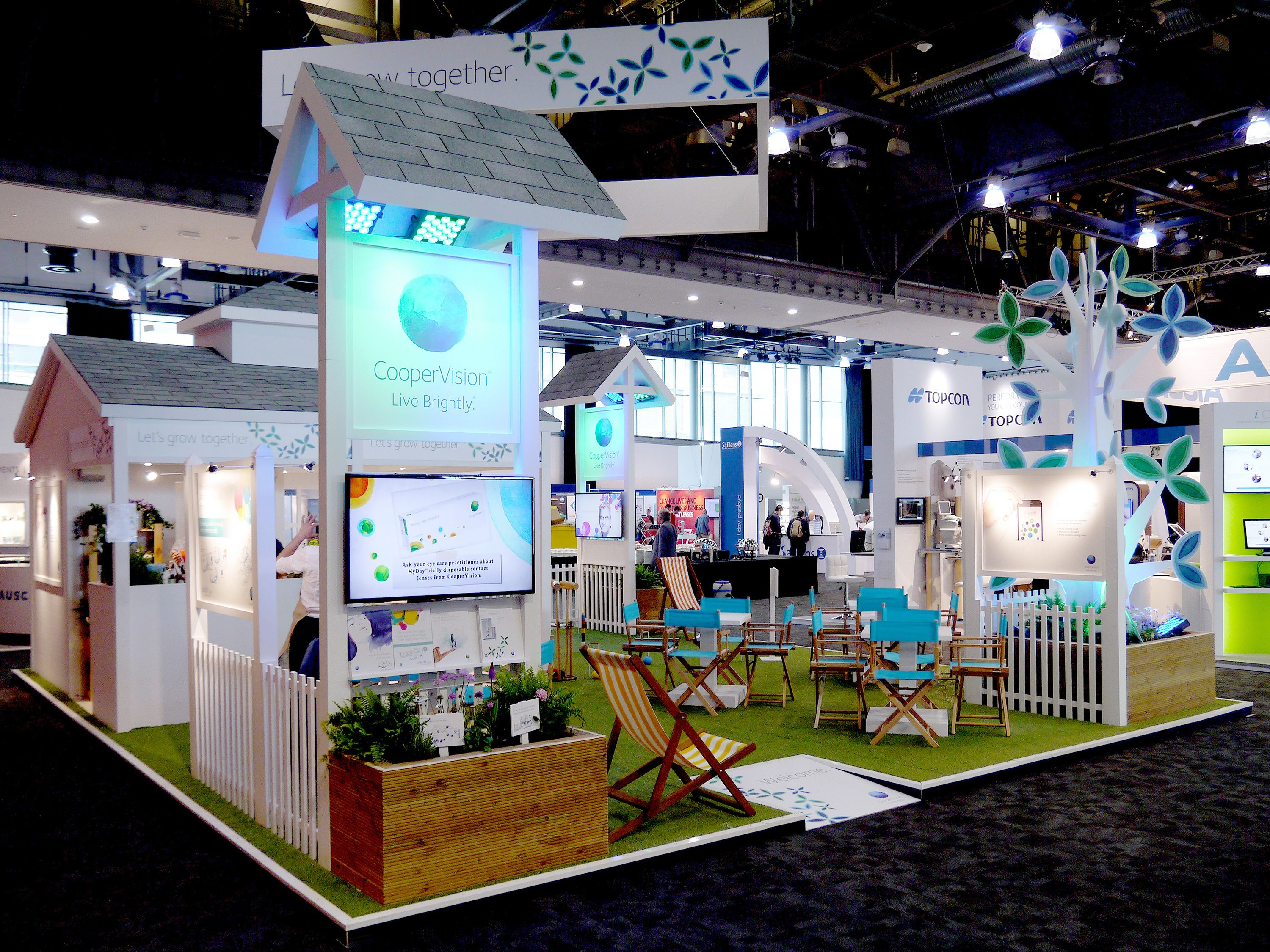 Exhibition Display Solutions : Creative design for your exhibition stand solutions all projects