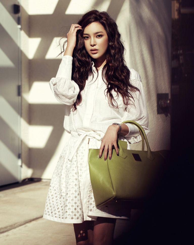 Park Si-Yeon 박시연 2012 2월호 마리끌레르