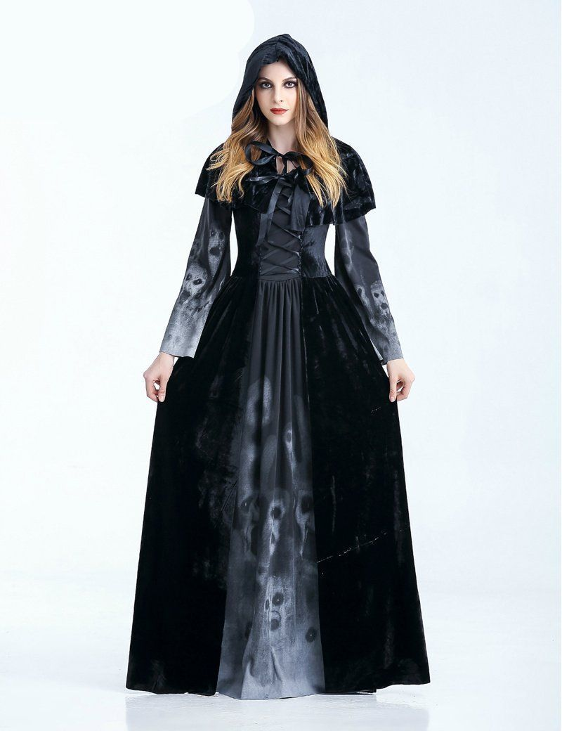 Womenus gothic vampire outfit halloween costume products