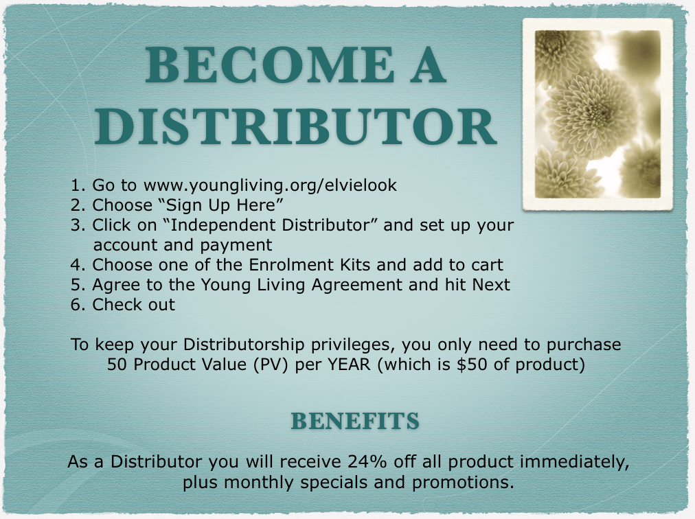 How To Order Young Living Essential Oils And Get 24 Off Here Are