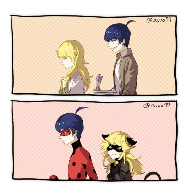 Gender Bender (Miraculous Ladybug) | The Miraculous Tale of a