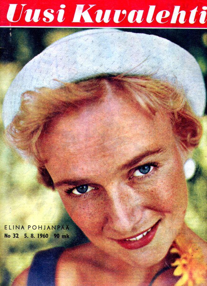 Uusi Kuvalehti -32, 1960 (Elina Pohjanpää)