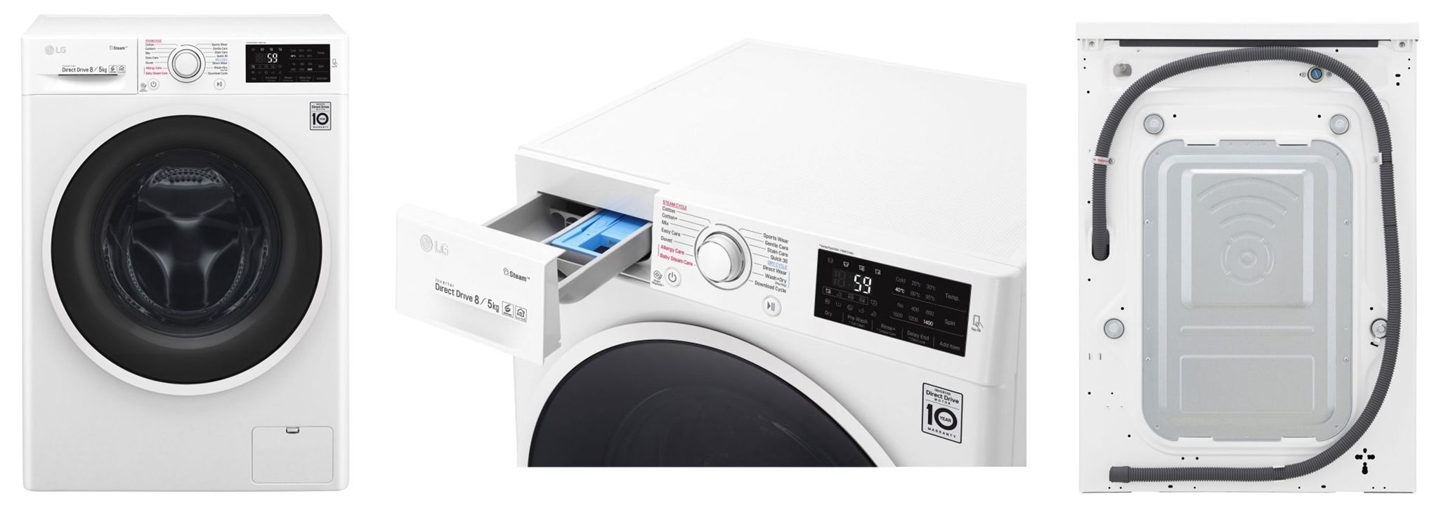 2 Best Washing Machine Under 50000 Rupees In India Market Gadgets Shiksha Washer Dryer Washer Dryer