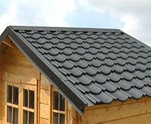 Bacacier lance la toiture acier ajustable Tuile R Pro