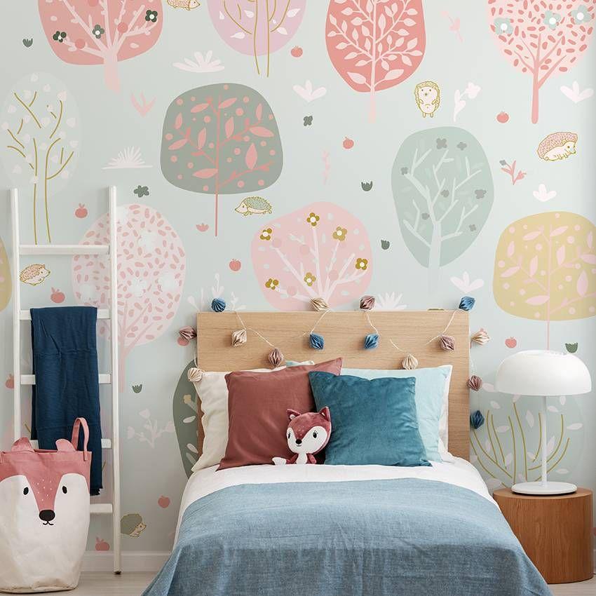 Pastell Wald • Modern