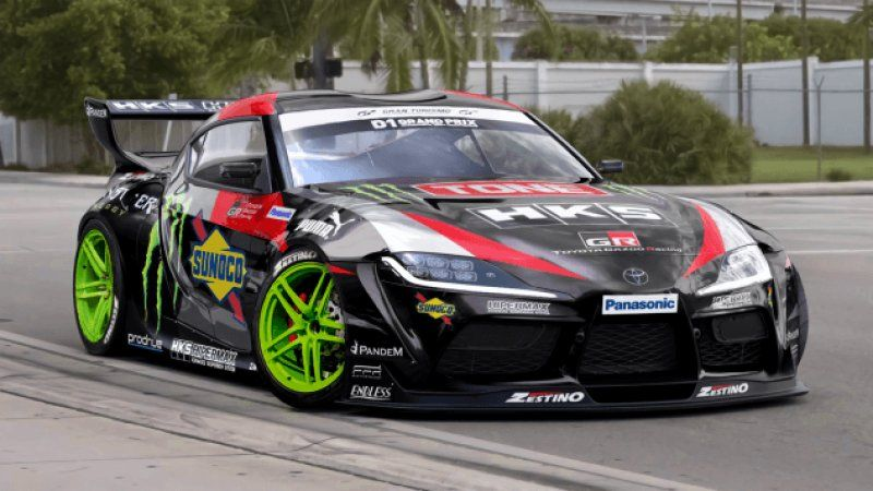 Check Out This 2jz Equipped 2020 Toyota Supra Drift Car Toyota Supra Toyota New Toyota Supra
