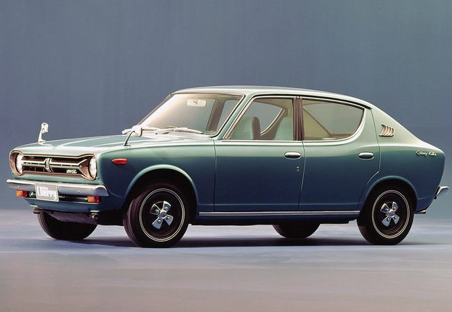 Datsun Cherry - 1971/1978 - 389 807 exemplaires