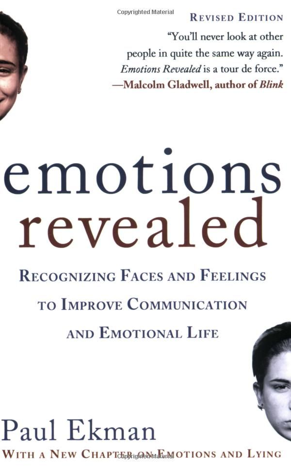 emotions revealed second edition paul ekman pdf