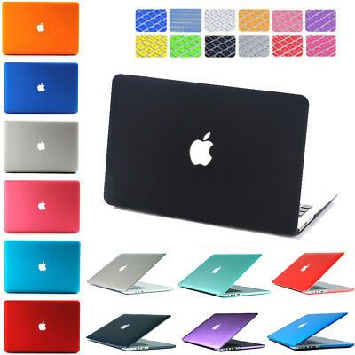 Hard Case Shell for Macbook Air 13 / 11 Pro 13 / 15 Retina 12 + Keyboard Cover  | eBay