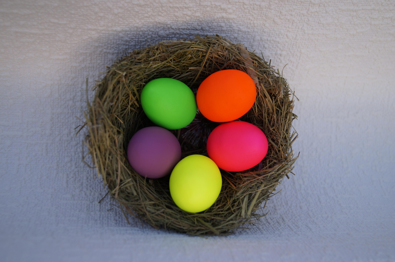 Ostereier. Meine Idee, mein Job, mein Foto Пасхальные яйца, моя работа, мое фото