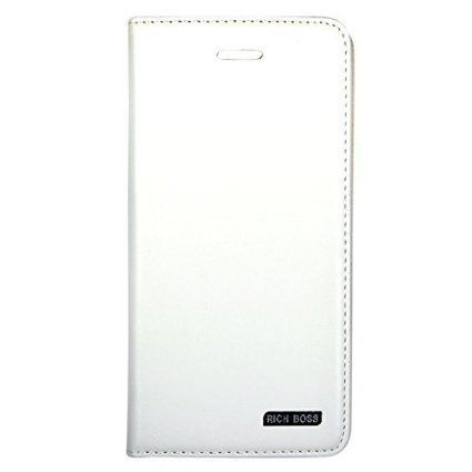 official photos 80c2b a707c RICH BOSS Flip Cover Case Back Leather Stand View for Apple iPhone 6 ...