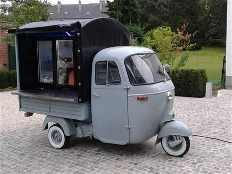 1964 vespa piaggio ape classic 400 vespa lamberetta. Black Bedroom Furniture Sets. Home Design Ideas