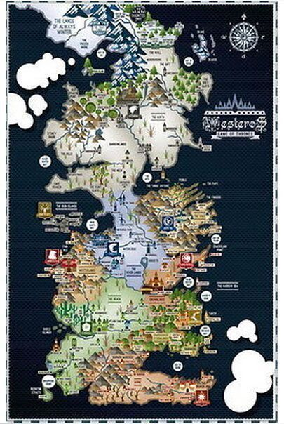 Game Of Thrones - GOT Winter is Coming Hot TV Show poster ... Game Of Thrones Map Poster on game.of thrones s3 poster, silicon valley map poster, red dead redemption map poster, dark souls map poster, walking dead map poster, grand theft auto v map poster, supernatural map poster, united states map poster, community map poster, life map poster, fallout new vegas map poster, gravity falls map poster, skyrim map poster, world of warcraft map poster, hobbit unexpected journey map poster,