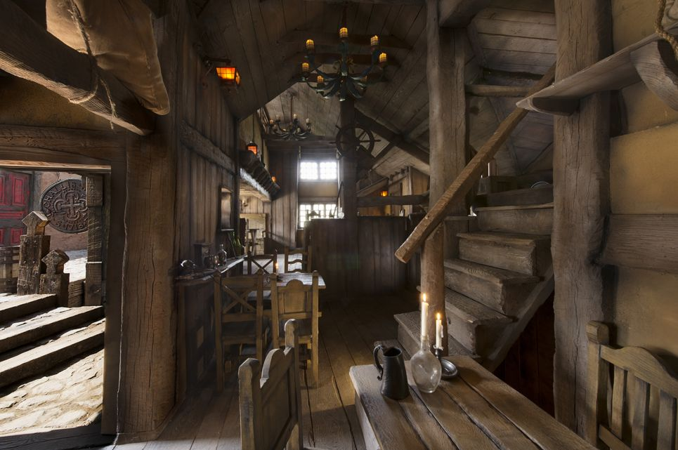 pirate tavern interior - Google Search | Things I love in 2019