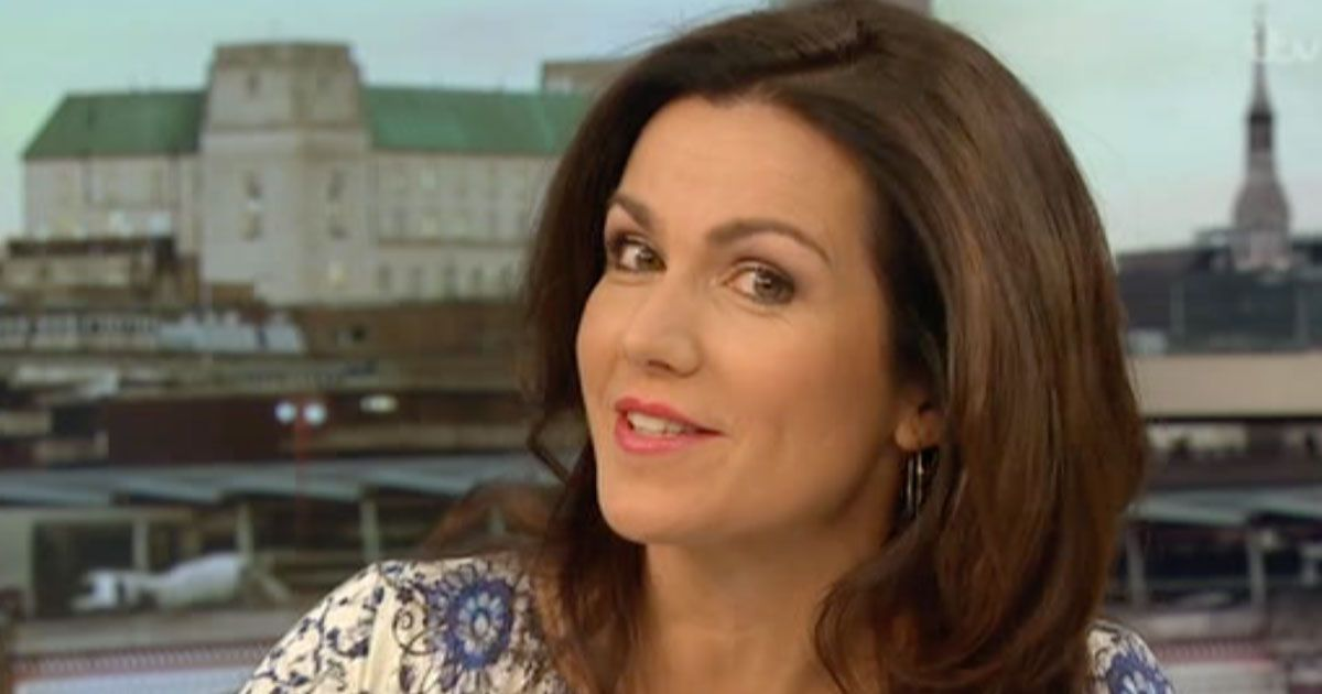 Susanna Reid reveals ironing board confession on Good