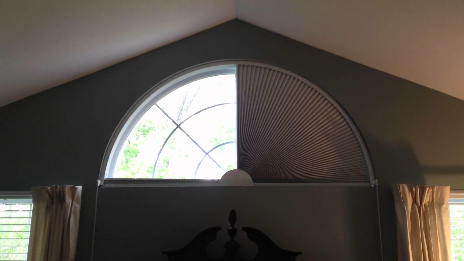 Blackout Blind For Round Window Blinds For Windows Custom