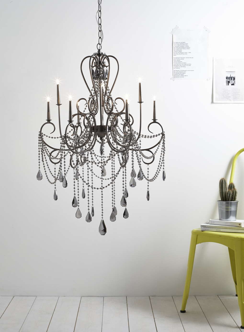 Xenia chandelier light bhs living room pinterest bhs xenia chandelier light bhs aloadofball Image collections