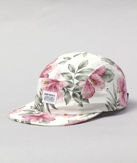 Norse Projects Floral Hawaiian 5 Panel Caps-11    Indie Clothing Brands    UK Streetwear  8a56ae40746