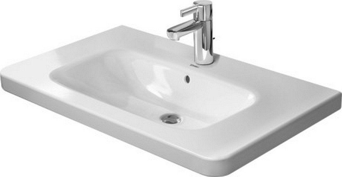 Duravit 2320800000 80 Cm Durastyle Furniture Basin White
