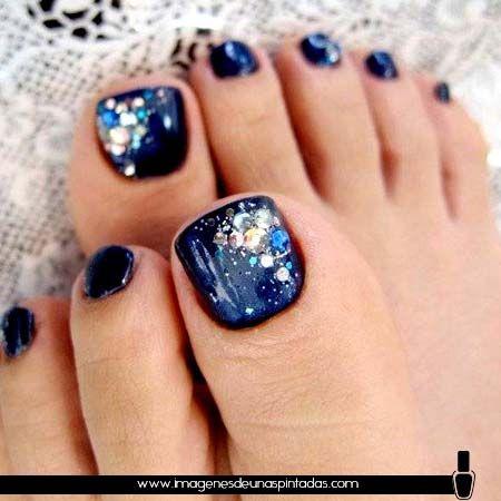 Resultado de imagen de uñas de pie | mani and pedi | Pinterest ...