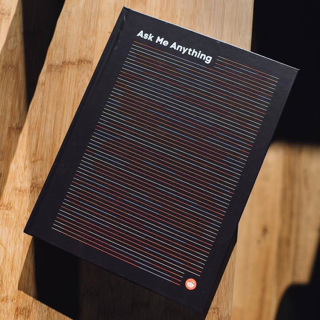 We Announced A Very Special Limited Run Reddit Coffee Table Book