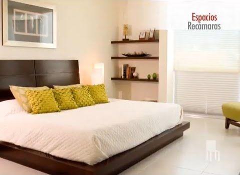 LA RECAMARA PRINCIPAL O DORMITORIO MATRIMONIAL Ideas for Bedroom - decoracion de recamaras matrimoniales