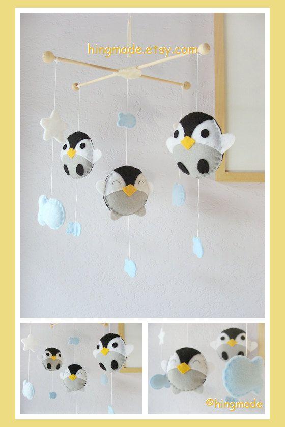 Pinguin-Mobilé