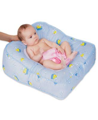 Leachco Flipper 2 Way Baby Bather Blue Ducks Blue With Images Baby Bath Baby Bath Seat Baby Gallery