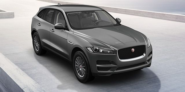 Based On The C X17 Crossover Concept And Inspired By The F Type