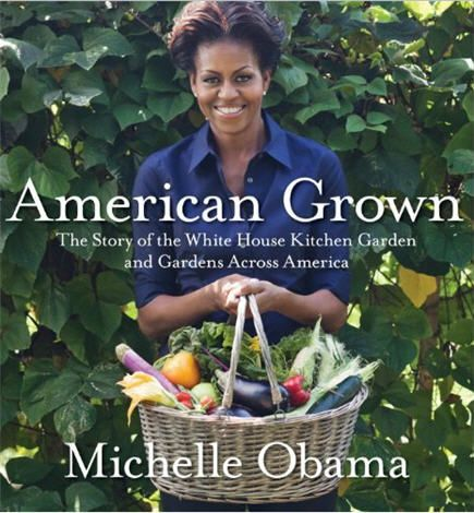 Michelle Obama discusses new book, American Grown