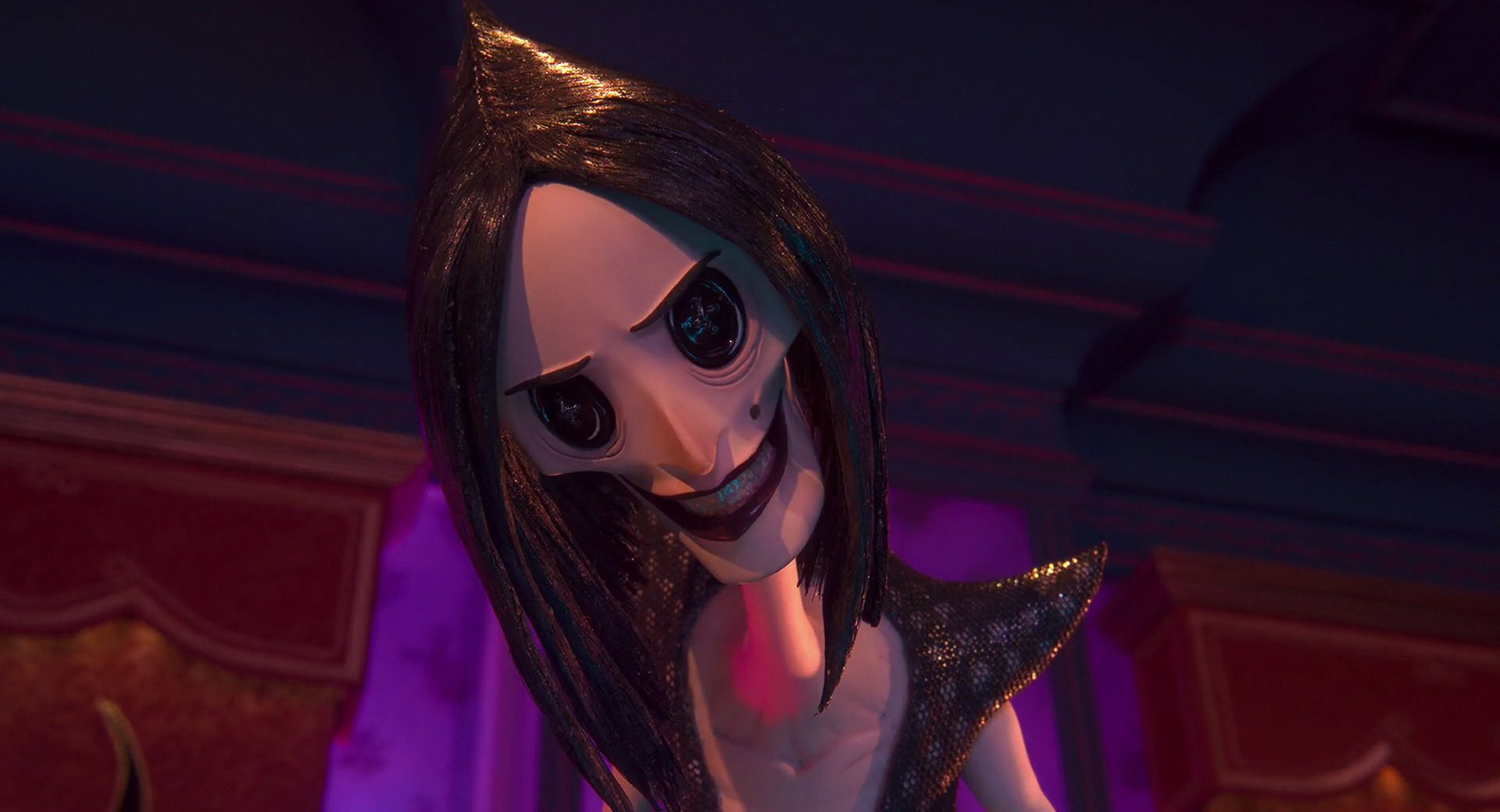 Coraline 2009 Animation Screencaps In 2020 Other Mother Coraline Coraline Movie Coraline