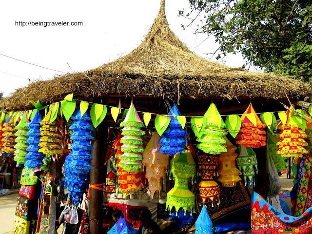 Surajkund Mela (Faridabad, Haryana) India | Being Traveler