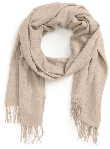 63d8c033c6e6e The Top Trending Scarves for Fall | Accessories | Cashmere scarf ...