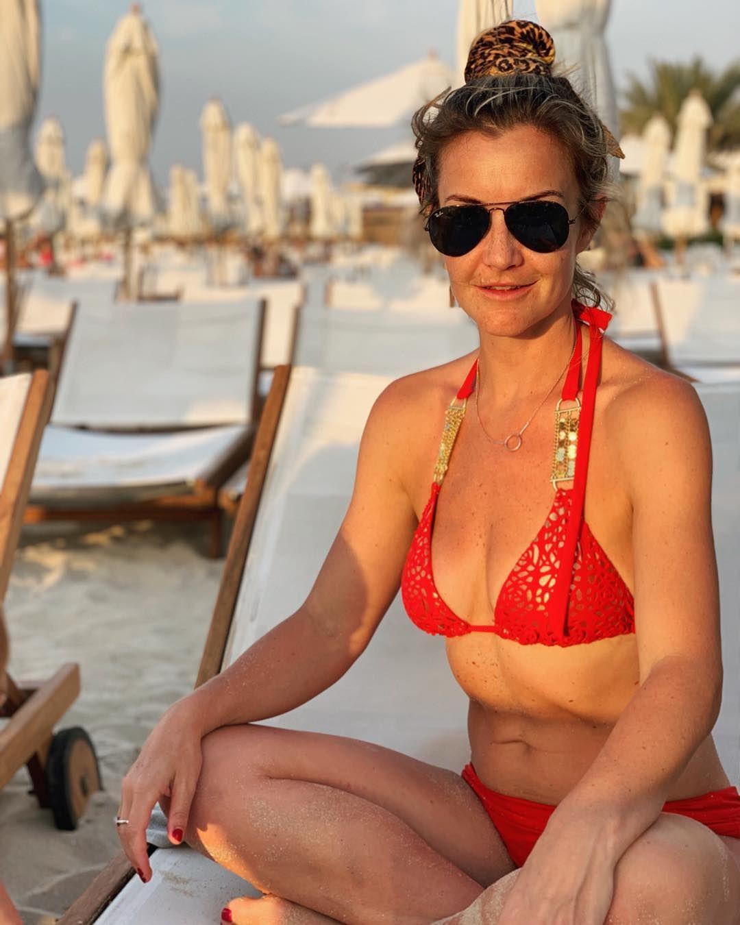 Amy Walsh Nude helen skelton   helen skelton, breath in breath out, bikinis