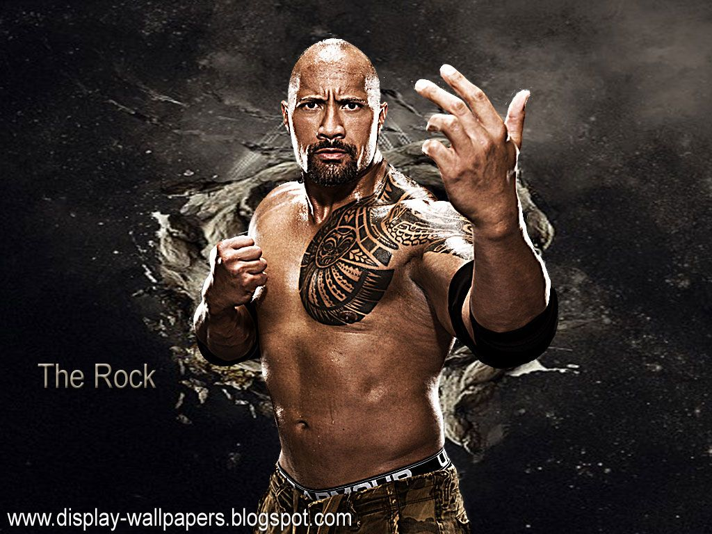 Wwe Rock Images High Quality WWE Backgrounds And Wallpapers