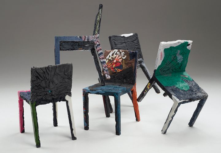 Rememberme Casamania The Chair In Recycled Jeans Chair Slow