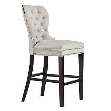 Finally Found The Bar Stools I Love Charlotte Counter Stool Dining Chairs Room Furniture Z Gallerie