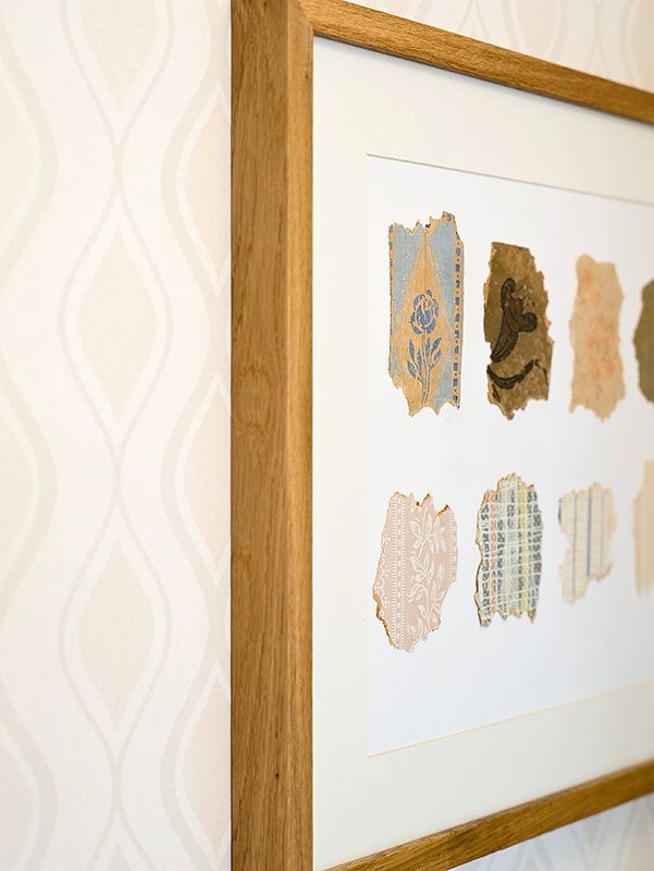 Pin By Hannah S Treasures On Framed Wallpaper Old Wallpaper Wallpaper Display Framed Wallpaper