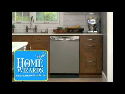Home Wizards - Move Over Stainless Steel - Meet  Slate The New Finish - Finally A Way to Hang Your Kid's Art on Appliances http://www.yourhomewizards.com