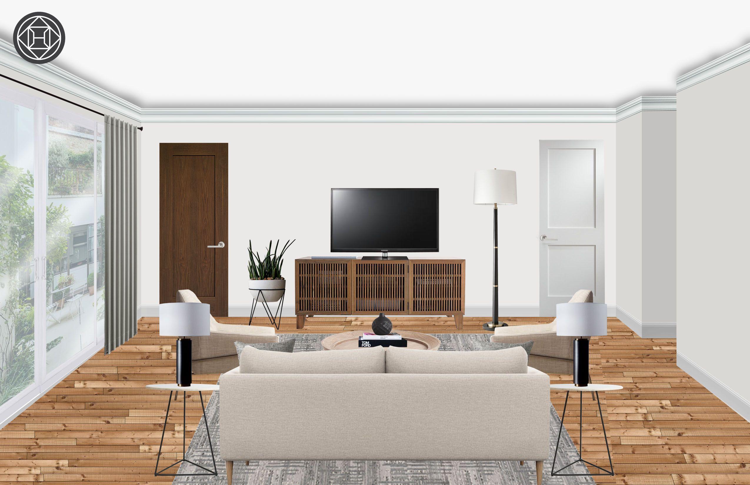 Transitional Living Room Decor Transitional Living Room Design ...