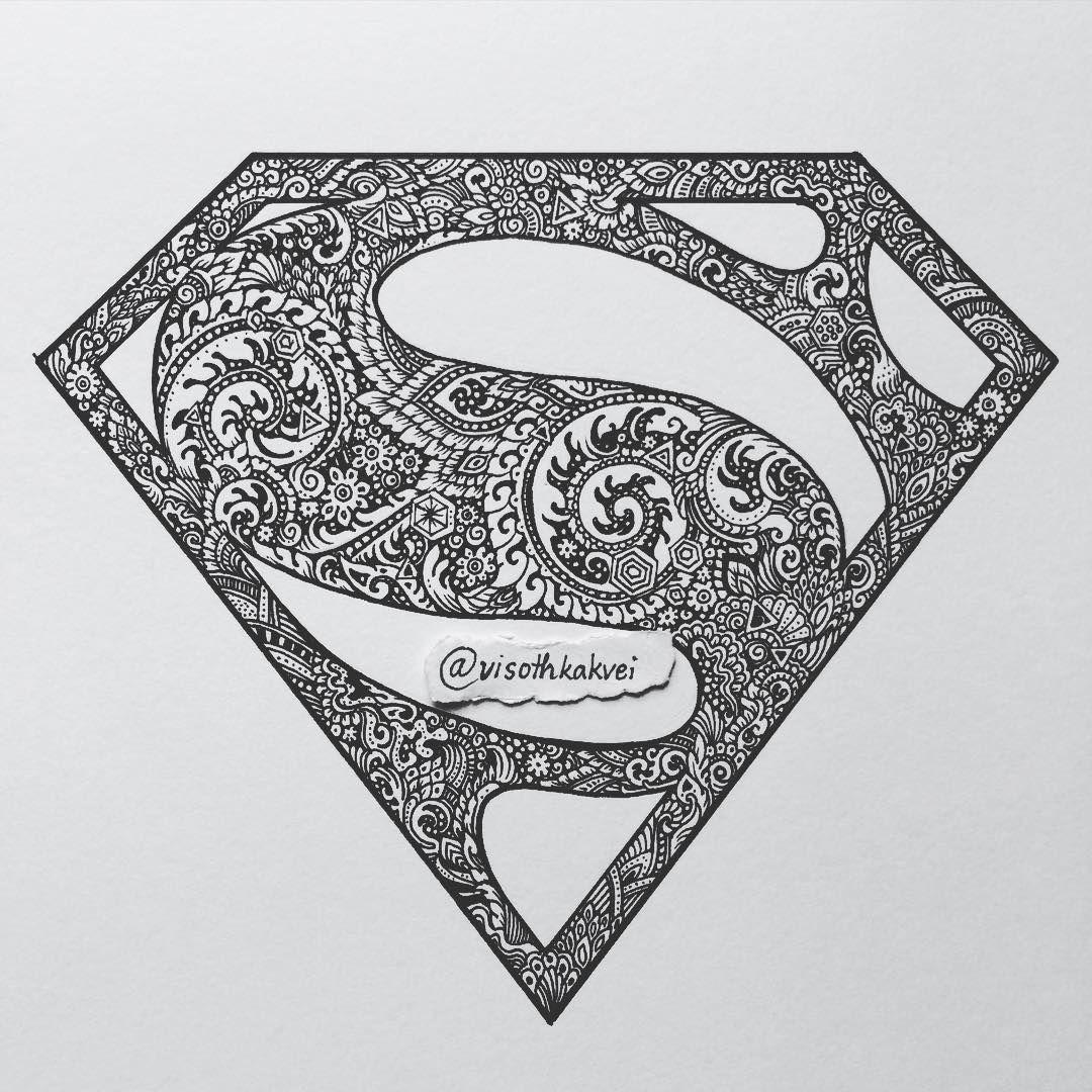 visothkakvei on instagram tbt ornament superman